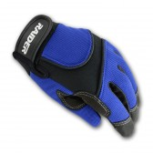 YOUTH MX GLOVES - BLUE/BLACK