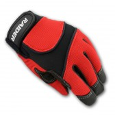 YOUTH MX GLOVES - RED/BLACK