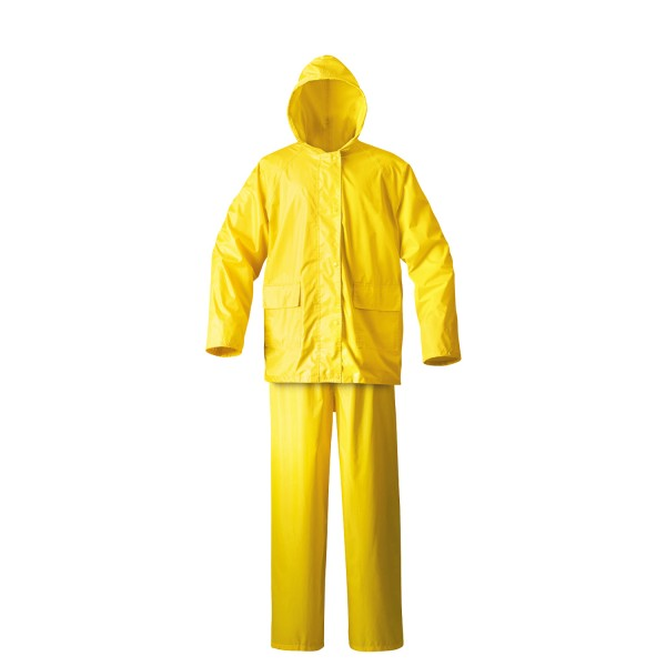 RPS SIMPLEX RAIN SUIT - YELLOW (#51-100Y)