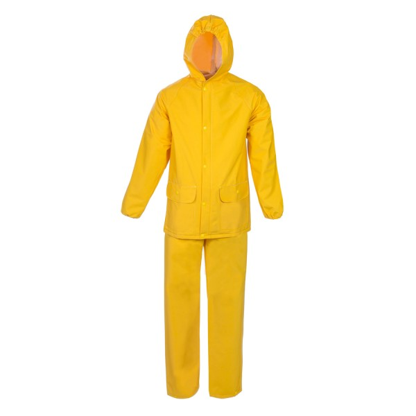 RPS SX RAIN SUIT - YELLOW (#51-200Y)
