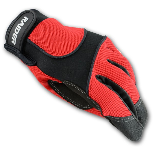 RAIDER® ADULT MX GLOVES - (#BCS-947R)