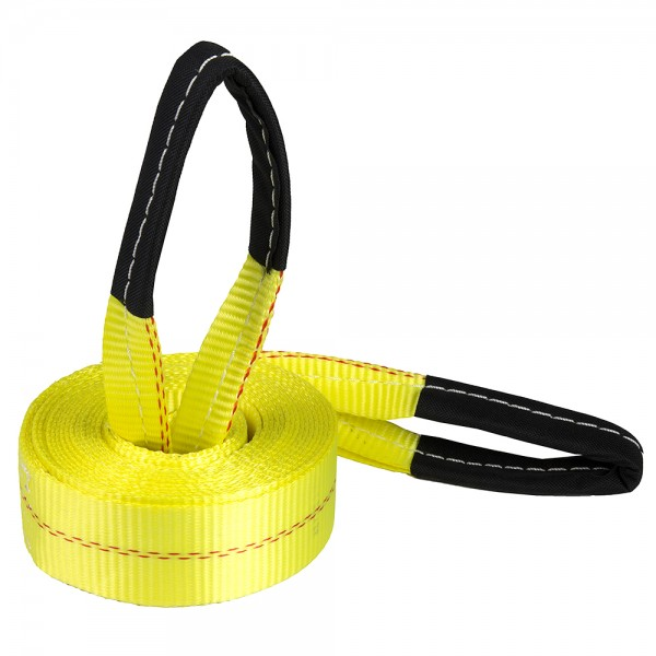 """RPS OUTDOORS DELUXE RECOVERY / TOW STRAP / 10,000 lbs. Break Strength (2"""" X 20') #TOW-334"""