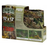 RPS OUTDOORS - MOSSY OAK® COUNTRY CAMO TARP (10' x 12') #SI-9002C