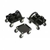 RAIDER® SNOWMOBILE ELITE DELUXE MINI DOLLY KIT (#SM-12165D)