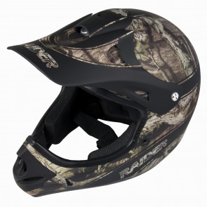RAIDER® AMBUSH YOUTH MX HELMET - MOSSY OAK BREAKUP INFINITY (#24-630MOY)