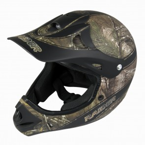 RAIDER® AMBUSH ADULT MX HELMET  - REALTREE XTRA CAMO (#24-630XT)