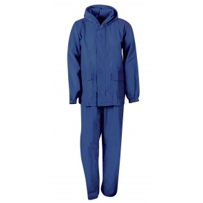 YOUTH ADVENTURE RAINSUIT - NAVY BLUE (#51-128B)