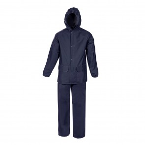 RPS SX RAIN SUIT - NAVY BLUE (#51-200NB)