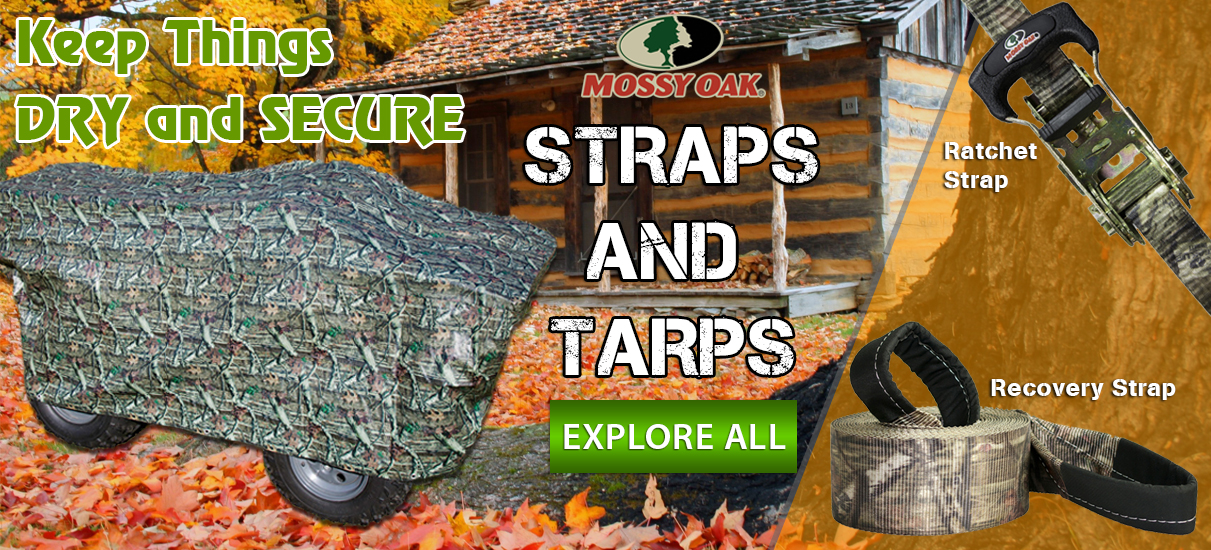 Straps and Tarps